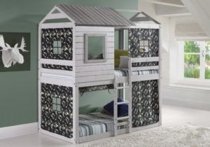 Best Bunk Bed Clubhouse Style bunk bed