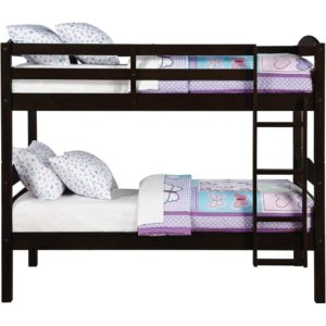 Best Bunk Bed Convertible Twin Over Twin bunk bed