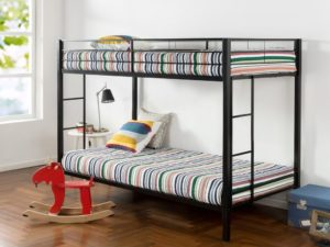 Best Bunk Bed Metal Twin Over Twin bunk bed