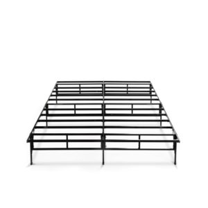 Zinus 14 Inch Easy To Assemble Smart Base Mattress Foundation Bed Frame king