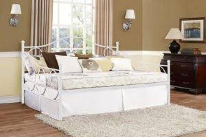 Best Daybed DHP Victoria Full Size Metal Best Daybed