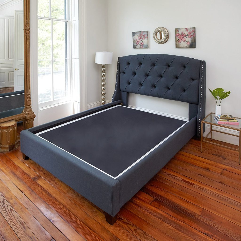low profile 4 inch box spring bedroom furnitures reviews. Black Bedroom Furniture Sets. Home Design Ideas