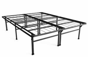 Best Bed Frames Zinus Premium SmartBase best Platform Bed Frame