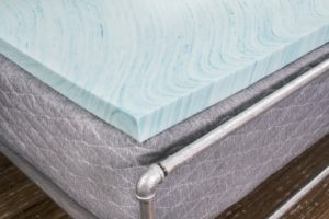 Best Mattress Topper Dream Foam 2-Inch Gel Swirl mattress topper