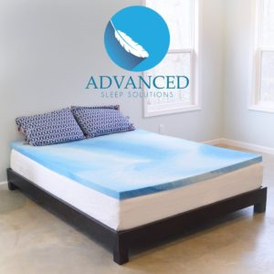 Best Mattress Toppper Ultra-Premium Gel-Infused Mattress Topper
