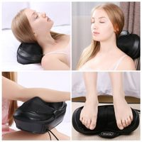 NURSAL Shiatsu Neck Pillow Massager