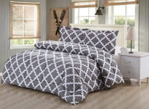 Printed Comforter Set Alternative