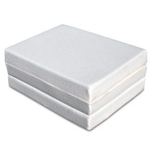 Tri-Fold Memory Foam