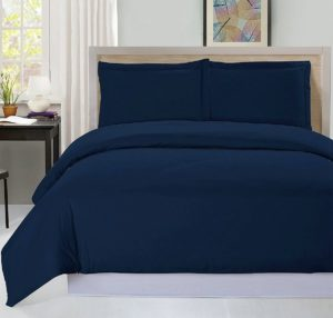 Utopia Bedding Duvet Cover set with 2 pillow Shams