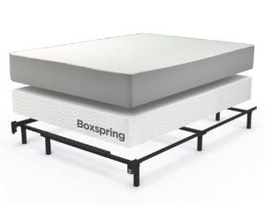 Zinus Compack 9-Leg Support Bed Frame