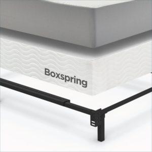 Zinus Compack Adjustable Steel Bed Frame