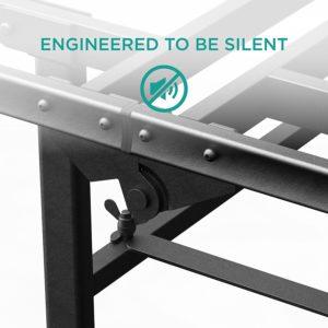 Zinus Elite Smartbase Platform Bed Frame