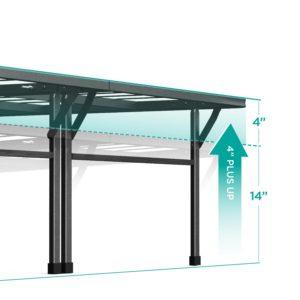 Zinus Premium SmartBase Platform Bed Frame