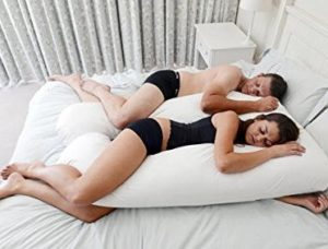U Shape Comfortable Pregnancy Pillow Maternity Pillow for Side Sleeping