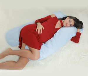U Shaped Pregnancy Body Pillow
